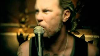 Metallica - The Unnamed Feeling (video clip)