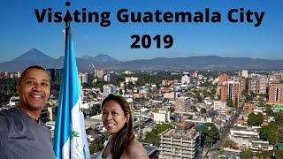 Guatemala City Guatemala - Guatemala City to Antigua Guatemala