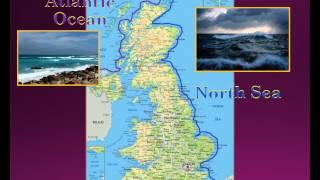 Шлапак Т І  Англійська мова  8 клас  Географічні особливості Великобританії  Ознайомлення з новою ле