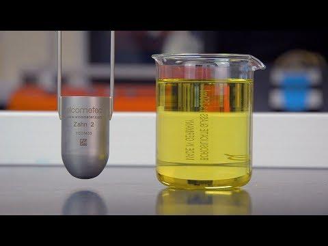 How To Measure Viscosity Using Elcometer Dip Cups