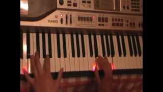 Валентин Стрыкало Гори piano cover and tutorial