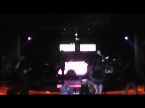 M'X Band play on Selebriti Lounge Palembang