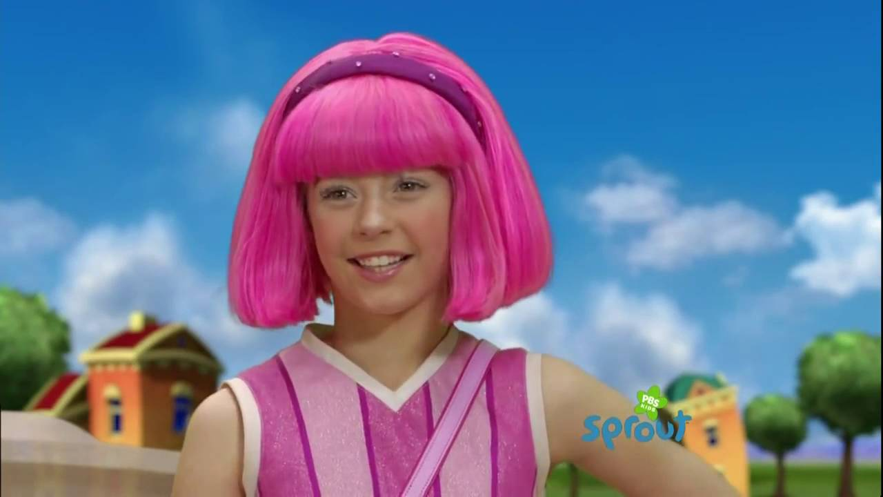 New Lazy Town Stephanie Chloe Lang - Xxx Porn-3283