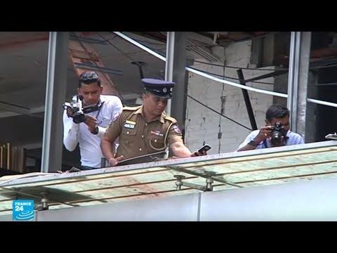 منفذو تفجيرات سيريلانكا هم 9 انتحاريين بينهم امرأة  - 15:55-2019 / 4 / 24