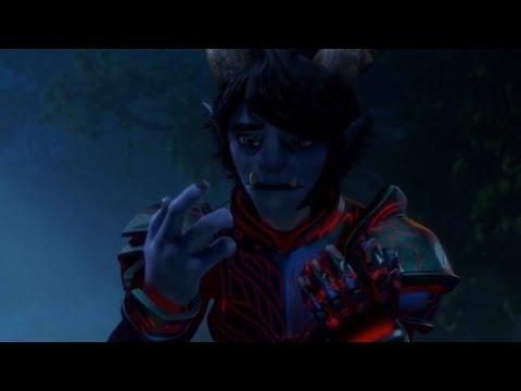 Troll Jim - Lovely | Trollhunters from YouTube · Duration:  3 minutes 35 seconds