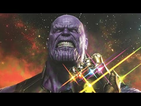 Why Thanos Is Called The MAD TITAN