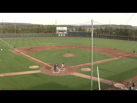 DSU Baseball vs Academy of Art, Game 1