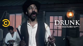 Robert Smalls Escapes Slavery in a Stolen Confederate Ship - Drunk History