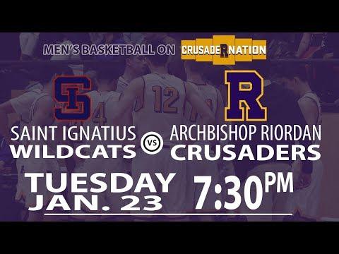 St. Ignatius Wildcats vs Archbishop Riordan Crusaders