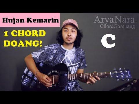 Chord Gampang (Hujan Kemarin - Taxi Band ) by Arya Nara (Tutorial Gitar) Untuk Pemula