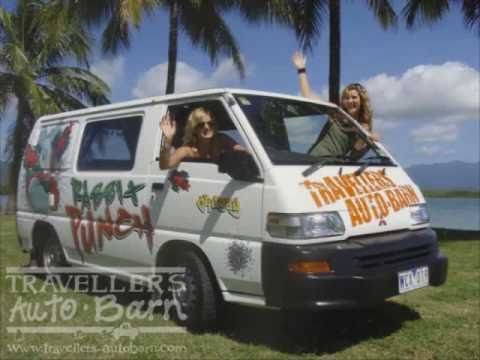 BONDI BEACH BACKPACKER CAMPERVAN  HIRE SYDNEY AUSTRALIA