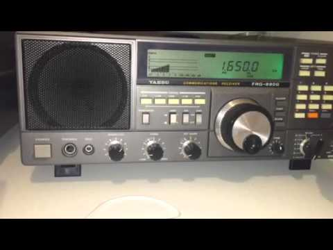 Medium wave DX: CROSS Corsen maritime weather forecast USB 1650 KHz