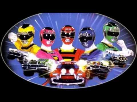 Power Rangers Turbo  Turbo Time