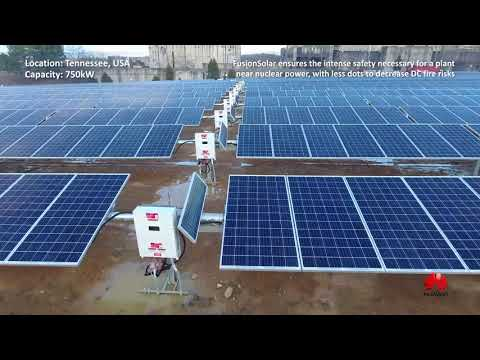 Huawei FusionSolar Inverter - Global Installations