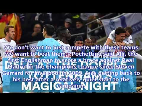 Tottenham now belong with europe's best, says pochettino | sports news 2018