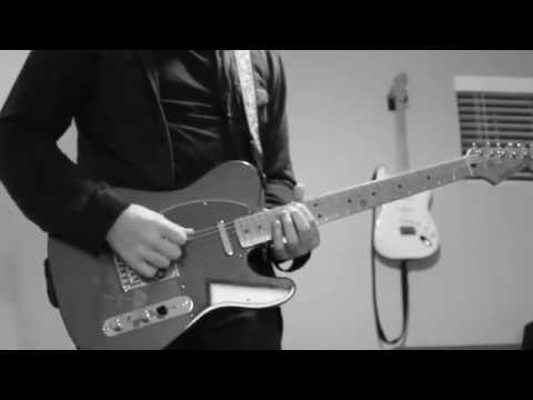 Bauhaus – Dark Entries (Guitar Cover)