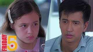 5 times Michael tried to win his daughter Amber's acceptance in Nang Ngumiti Ang Langit | Friday 5