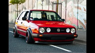 Volkswagen Golf 2 Turbo Restoration Project - Amazing work