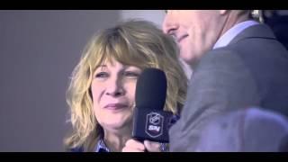 Beth Bartkowski discusses Canucks 39 mom 39 s trip with her son Matt 02 09 16
