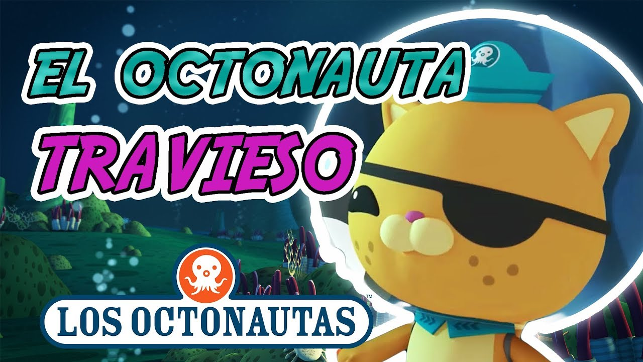 Los Octonautas Oficial en Español - Kwazii el Octonauta Travieso | Compilación Con Travesuras