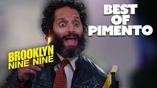 Best of Pimento | Brooklyn Nine-Nine | Comedy Bites