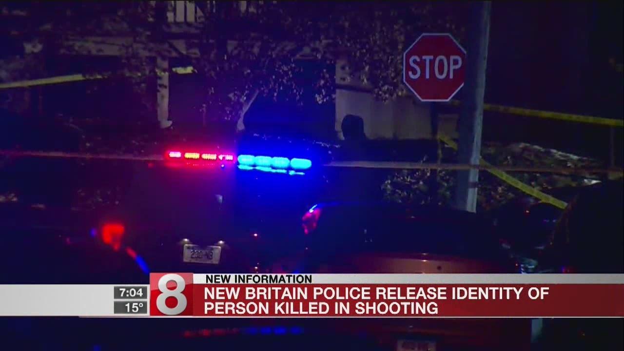 State police identify man killed in New Britain police-involved shooting - Dauer: 41 Sekunden