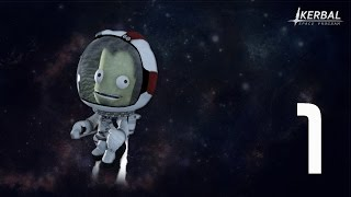 Zagrajmy w Kerbal Space Program #1 Wprowadzenie do rozgrywki