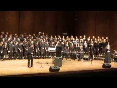 """I'll Tell It"" ~ University of Washington Gospel Choir"