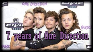 One Direction's who we always will be |7 years of 1D|