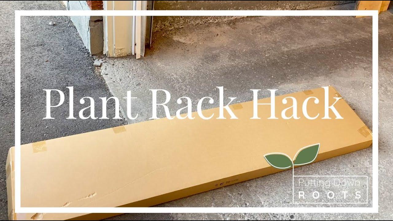 plant rack hack nikkeby clothing rack