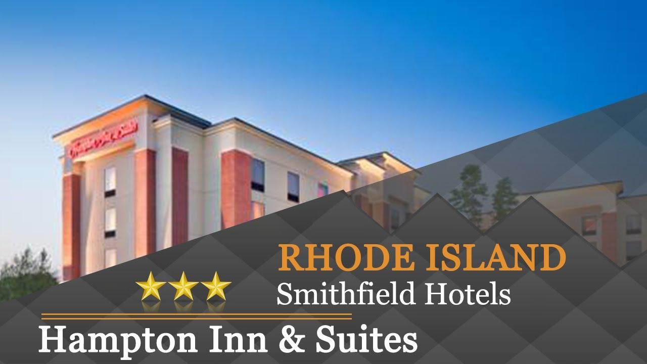 Hampton Inn Suites Providence Smithfield Hotels Rhode Island