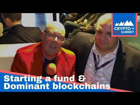 Vinay Gupta on starting a fund, internet court system & dominant blockchains #CryptoICOSummit