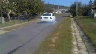 opel vectra 2.0 i 115 hp start burnout