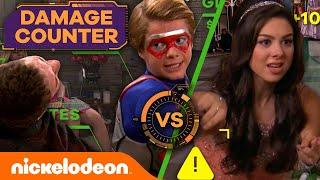 Henry Danger vs. The Thundermans: Whose Battles Cost More Money? $$ | Damage Counter