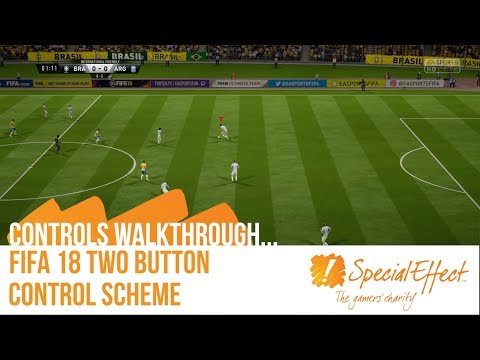 FIFA 18 Two Button Controls | Controls Walkthrough