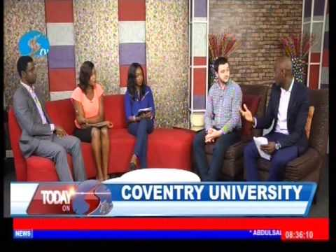 Study Abroad: Admission to Conventry University