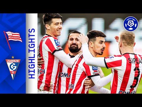 Cracovia Gornik Z. Goals And Highlights