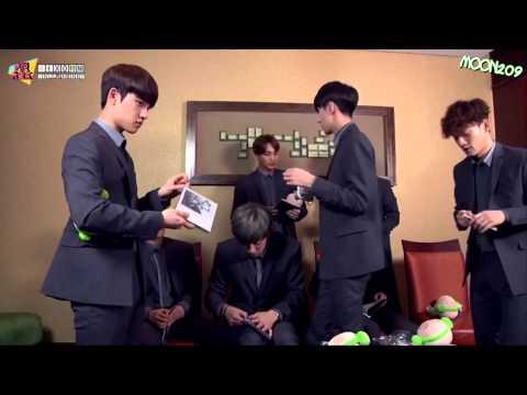 [Moon209] [Vietsub] 150508  Yin Yue Da Lai Bin EP18 Call Me EXO