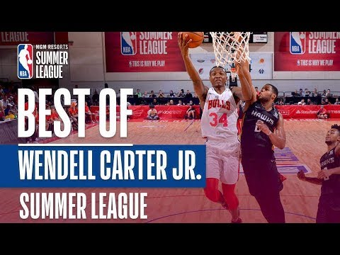 Best Of Wendell Carter Jr. | 2018 MGM Resorts Summer League