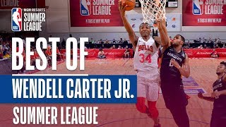 Best Of Wendell Carter Jr. | 2018 MGM Resorts Summer League