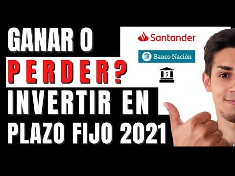Conviene INVERTIR en PLAZO FIJO en 2021? 🤔 3 RECOMENDACIONES ⭐
