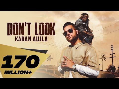 Don't Look (4K Video) Karan Aujla | Rupan Bal | Jay Trak | Latest Punjabi Songs 2019