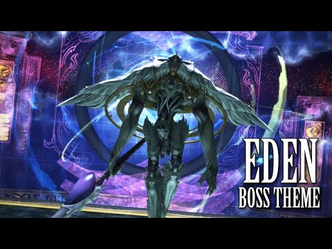 FFXIV OST Eden Boss Theme #1 ( SPOILERS )