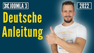 Joomla Anleitung & Tutorial ✅ DEUTSCH/GERMAN (für Joomla 3.x)