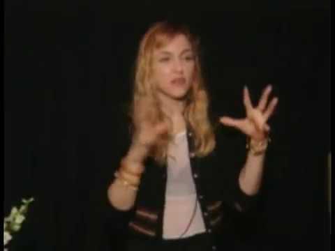 Madonna - MTV Archives   1998 Recording Ray Of Light