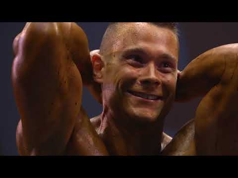 2017 Physique Canada National Classic Men's Bodybuilding