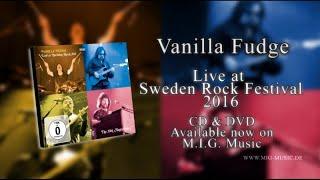 Vanilla Fudge - Live At Sweden Rock (50th Anniversary) (Official Trailer) #50YearsVanillaFudge