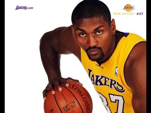 Ron Artest on why he changed his name to (Metta World Peace)