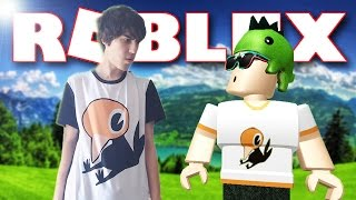 ROBLOX IN REAL LIFE (VIRTUAL REALITY)