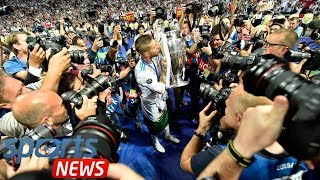 Champions League final: Real Madrid 3-1 Liverpool – in pictures thumbnail